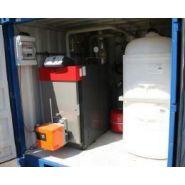 Location - chaufferie mobile pour production eau chaude à 85°c - réf. c-165-g