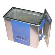 Nettoyeur à ultrasons 6l 40khz avec mémoire zs 640 mv