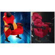 Fauteuil de cinéma - Linsen Seating - Hauteur totale: 1090mm