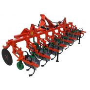 SAR.C 3/5/7/9 Bineuses agricoles - Fissore - Poids 210-710 kg