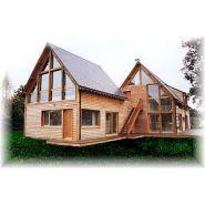 SERVICE DE CONSTRUCTION / CONSTRUIRE ET VIVRE AVEC LE BOIS - MAISONS BOIS