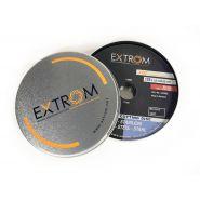 Boite de 10 disques à couper - à tronçonner extrom