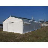 Tente polyvalente - Abris médicaux mobiles - Span Tech - Largeur standard de 6 ou 8 m