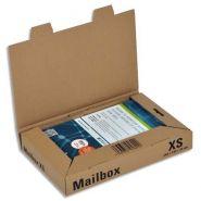Dinkhauser boîte d'expédition postale x small 24,5 x 14,5 x 3,3 cm
