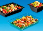 BOÎTES ALIMENTAIRES POUR SALADE TAKIPACK