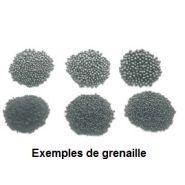 Application de grenaillage
