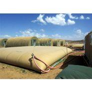 Citerne de stockage des carburants - rcy - poids: 1200 g/m²