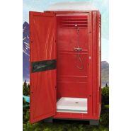 Douche de chantier à raccorder shower box - en location - sebach