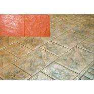 Dalles de bourgogne dim 90 x 45  cm - moule à béton - harmony beton