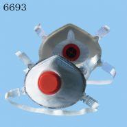 6693 - Masque FFP3 - Suzhou Sanical protection Product Manufacturing Co. Ltd - A poussière avec charbon actif
