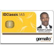 CARTE DUALE IDCLASSIC IAS 3610
