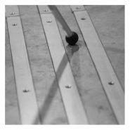 Easyguide inox - bande de guidage - easy tactile - dimensions 1000 x 30 x 4 mm