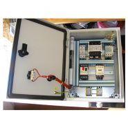 Armoires électriques de chantier - A2S - Boîtier de commande simple 400 V