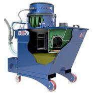 Aspirateur huile et copeau  200 / 30 l. monophasé oilvac 200 m pump 3300 w.