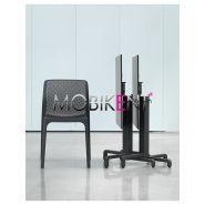 CN12 - Chaises empilables - MOBIKENT - Pour l'extérieur
