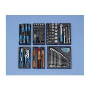 PETIT ASSORTIMENT MODULAIRE, 104 OUTILS