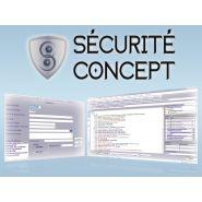 LOGICIEL DE SÉCURITÉ MAIN-COURANTE INFORMATIQUE SECURITE CONCEPT