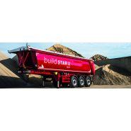 Buildstar-x - Benne pour poids lourd - STAS - Volume : 24 à 31 m³