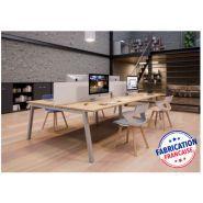 Partage - Bureau open space - Kollori - pour 4 personnes