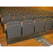 Sacer 07 - Fauteuil salle de conférence - Ezcaray - Structure en acier