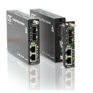 FRM220A-1002ES - SWITCH 2X 10/100/1000BASE-T + 2X 100/1000BASE-X SFP GBE