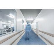 Revêtement de sol salle propre salle blanche anti-statique gerflor