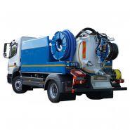 Flexcom standard - hydrocureur - rioned - 10 ou 12 tonnes