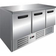 Table refrigerée 700 3 portes