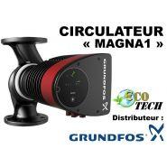 GRUNDFOS  MAGNA1 - CIRCULATEUR DE CHAUFFAGE ELECTRONIQUE