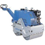 DVH 655 Rouleau vibrant duplex - Webermt - poids 732 kg