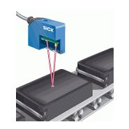 Detecteur photoélectrique : réflexion directe avec élimination de l'arrière plan (eap)