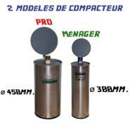 Compacteur - Entretien Compacteur de déchets Pro & Ménagers COMPRIMAX MULTIREX