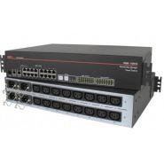 RSM16R16 - CONSOLE SERVEUR 16 PORTS   PDU 16 PRISES 230VAC   ATS
