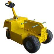 Tt-3000p - tracteur pousseur - alitrak - capacité de traction sur sol plat 14 000 kg