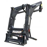 Chargeur mpower 80 - manip' sas - pour tracteurs de 60 cv à 110 cv