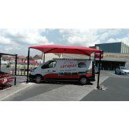 C1 - abri parking - carapax - 4.85m x 4.00
