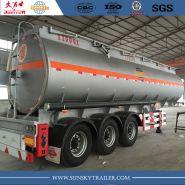 Remorques citerne - Xiamen Sunsky trailer Co.,Ltd - Capacité 40 000 l