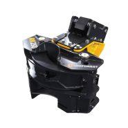 Grappin coupeur forestier RK 250 - Uiforest - Ouverture max 1000 mm - Diamètre de coupe 250 mm