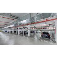 Combilift 552 Parking automatique - Woehr - 2000 kg à 2600 kg