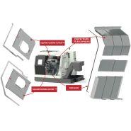 Protecteurs télescopiques - P. E. I. s.r.l. - Pour tours