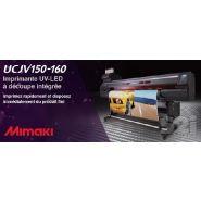 Imprimante mimaki ucjv150-160 / ucjv300 series