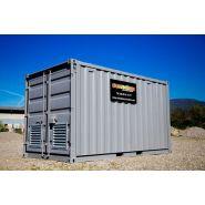 Location - chaudière mobile fioul pour température d'eau élevée | c-600 kw