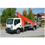 Mt 240ex camion nacelle - multitel - 24m