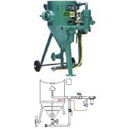Sableuse à jet doux - 40 litres - type SCW-1628 ZE