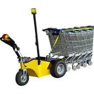 Ot950 - tracteur pousseur - alitrak - capacité de traction 3000 kg