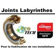 Joint labyrinthe flowserve vendeur en france pour la normandie eco-tech pompe