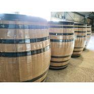 Fûts de 500 litres chêne français