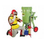 Ensemble de sablage 100-Comfort - volume 100 litres - prêt à l'emploi