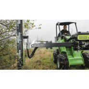 LRS 1402 - Lamier pour micro-tracteur - Greentec - Faible poids