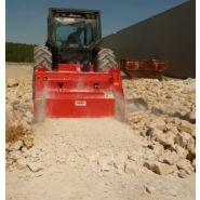 OBL'X Broyeurs de pierre - Bugnot - Poids de 6000 à 7200 kg